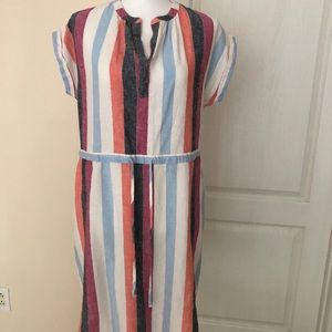 Time And Tru Woman's 55% Lined Sz S